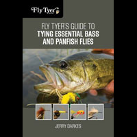 Fly Tyers Guide To Essential Bass and Panfish Flies