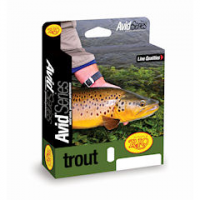 Rio Avid Trout Weight Forward