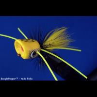 Boogle Bug Popper - Yella Fella