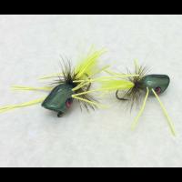 Boogle Bug Popper - Fiery Frog