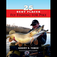 25 Best Places FLy Fishing For Pike