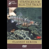 Strategies For Selective Trout w Doug Swisher
