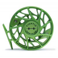 Hatch Finatic Gen 2 Reels Custom Colors