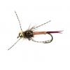 BH Rubber Leg Copper John - Mult Colors