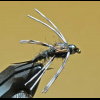 Bead Wiggle Leg Stonefly Nymph