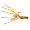 BC Orange Bearded Mantis Shrimp Tan