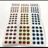 183pc  3 Dimention Pupil Eyes Assortment