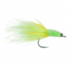 Beadchain Marabou Toad - Chartreuse