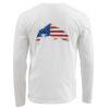 Simms Trout USA LS T-Shirt 4962