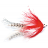 Pike-A-Bou Deceiver Red and White