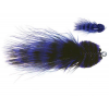 Barred Marabou Toad - Purple Black