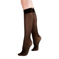 Silkies Mesh Dot Trouser Socks