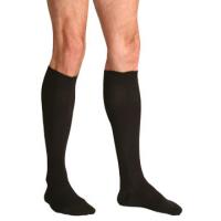 Silkies Men's Moderate Support Dress Socks (15-20 mmHg)