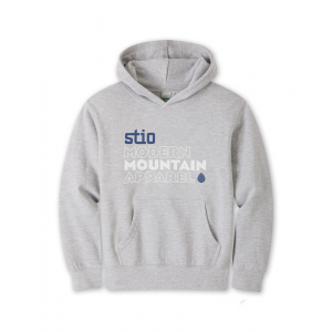 Kids' Stio Stacked Hoodie