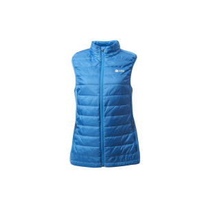 Sierra Designs Women's Tuolumne Vest in Majorca Blue, Size XL