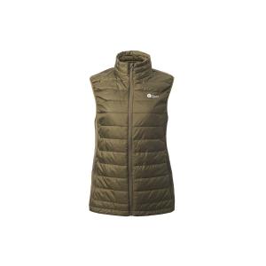 Sierra Designs Women's Tuolumne Vest in Olive Green, Size XS