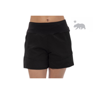 Sierra Designs Women's Trail Short in Black, Size XL