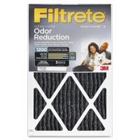 14x24 Filtrete Allergen Defense Odor Reduction Filter  (2 Pack)