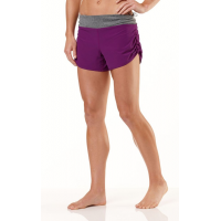 Womens R-Gear Get Lacy Reversible Fitted Shorts(M)