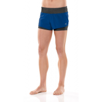 "Womens R-Gear Mixed Message 2-in-1 4"" Shorts(S)"