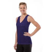 Womens Road Runner Sports Cross Paths Tank Technical Tops(L)