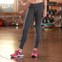 Womens Road Runner Sports Cinch-n-Inch Full Length Tights(M)