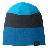 Mens Under Armour 4 in 1 Stripe Beanie Headwear(null)