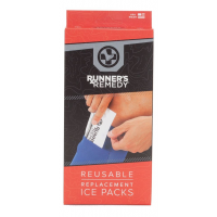 Runner's Remedy Reusable Replacement Ice Packs Injury Recovery(null)