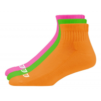 R-Gear Kids Dryroad QuickWick Medium Cushion Low Cut 3 pack Socks(null)
