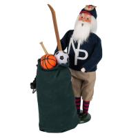Byers Choice - Reindeer Games Santa