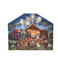 Byers Choice Advent Calendars - Nativity