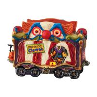 Department 56 - Creepy Clown Car
