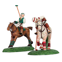 Department 56 - Polo Players