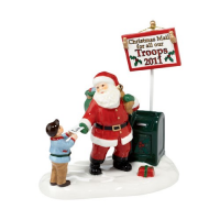 Department 56 - Santa Comes To Town, 2011