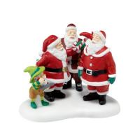 Department 56 - Santas In Training