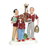 Department 56 - The Yuengling Eagles
