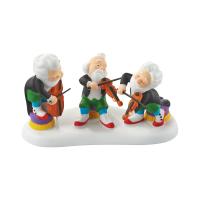 Department 56 - North Pole String Trio