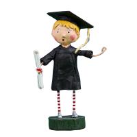 Lori Mitchell - The Gentleman Graduate Figurine