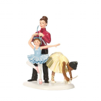 Department 56 - Nutcracker Ballerinas