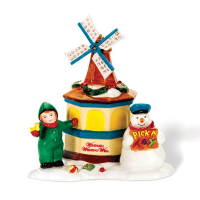 Department 56 - The Windmill Wishing Well