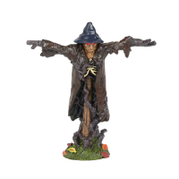 Department 56 - Lit Sinister Scarecrow