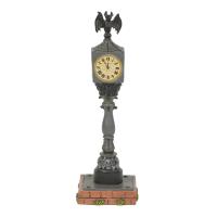 Department 56 - Lit Halloween Town Clock
