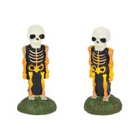 Department 56 - Lit Skeleton Yard Decor