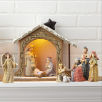 Foundations - Nativity Set - Numbered Limited Edition