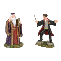 Department 56 - Harry And The Headmaster