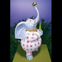 Patience Brewster - Eleanor Elephant Figure
