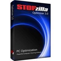 STOPzilla Optimizer 1pc / 1 year Subscription