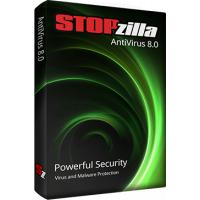 STOPzilla Antivirus 8.0  5PC-/ 1 Year Subscription