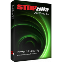 STOPzilla Antivirus 8.0  1PC-/ 1 Year Subscription