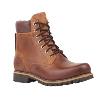 Timberland Mens Rugged 6 Plain Toe Waterproof Boot""